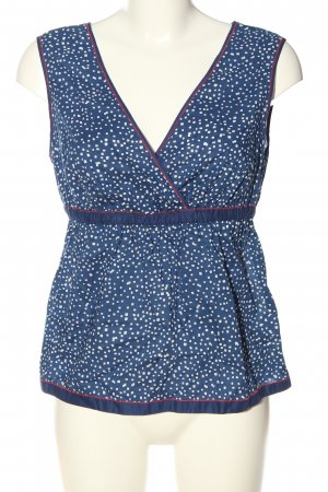 Boden Knitted Top blue-white casual look