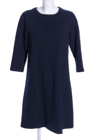 Boden Sweat Dress blue casual look