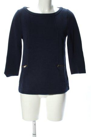 Boden Sweatshirt bleu style décontracté