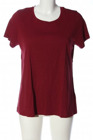 Boden T-shirt rosso stile casual