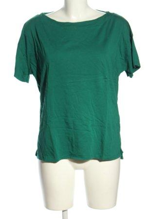 Boden T-Shirt grün Casual-Look