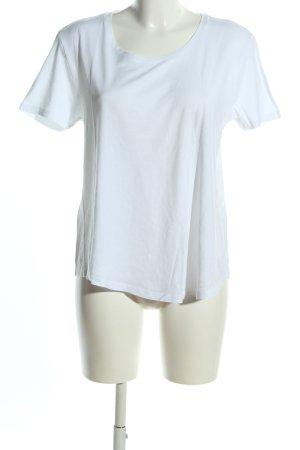 Boden T-Shirt weiß Casual-Look
