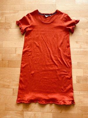 Boden Shirt Dress bright red