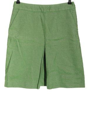 Boden Jupe corolle vert style décontracté