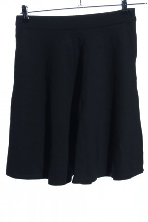 Boden Circle Skirt black business style