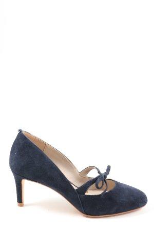 Boden Zapatos Informales azul estilo «business»