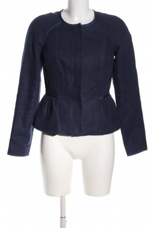 Boden Tweedblazer blau Casual-Look