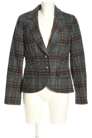 Boden Tweed Blazer check pattern business style