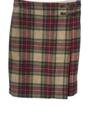 Boden Tweed rok volledige print casual uitstraling