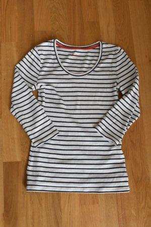 BODEN weiches dickes Shirt mit Streifen, UK 12