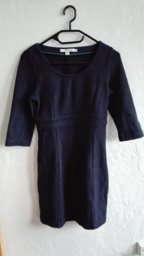 Boden Cargo Dress dark blue-blue cotton