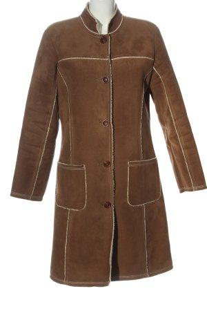 Boden Cappotto invernale marrone stile casual