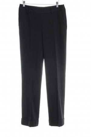 Boden Wollhose anthrazit Business-Look