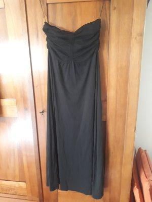 Bodenlangen Bandeau-Kleid