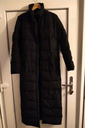 Hugo Boss Abrigo largo negro