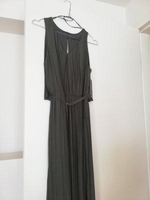 Zara Basic Chiffon Dress multicolored
