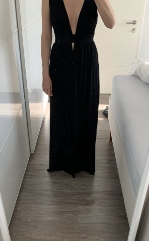 Asos Tall Maxi Dress black