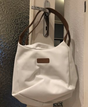 Bodenschatz Carry Bag brown-white