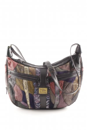 Bodenschatz Crossbody bag abstract pattern extravagant style