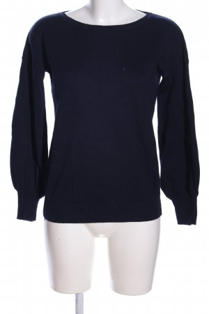 Bodenschatz V-Neck Sweater blue business style