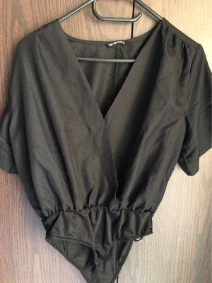 Terranova Bodysuit Blouse black