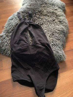Miss Selfridge Shirt Body black