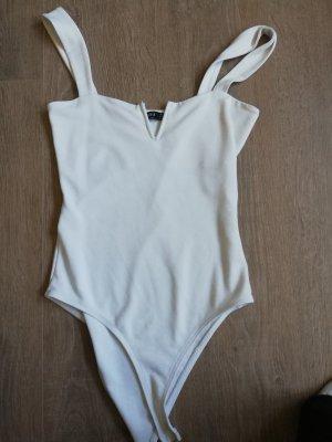 Bershka Body biały