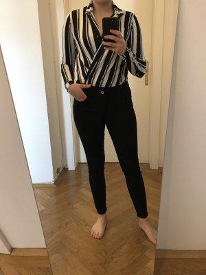 Amisu Body noir-blanc