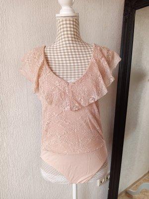 Mohito Body koszulowe stary róż-różany
