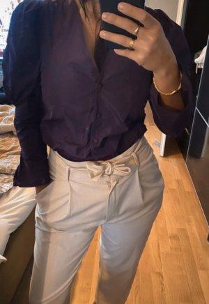Body Bluse Zara S lila