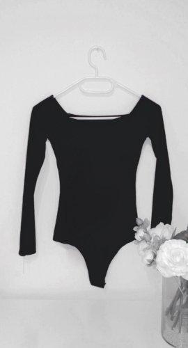 Glam Basic Bodysuit black