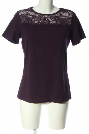 Body by Tchibo Slip-over Blouse lilac casual look