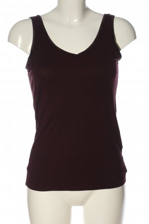 Body by Tchibo Canotta a bretelle rosso stile casual