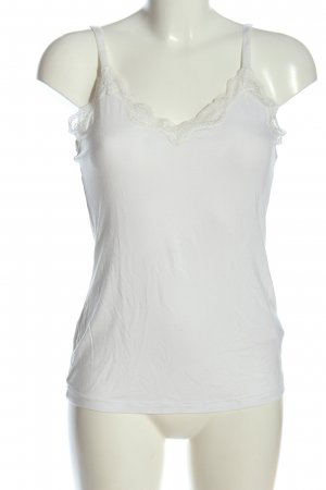 Body by Tschibo Camisoles white-natural white casual look