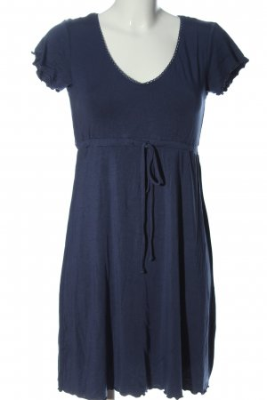 Body by Tschibo Shortsleeve Dress blue casual look