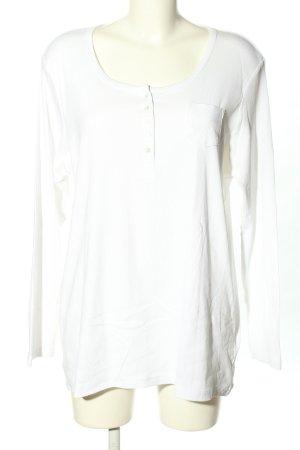 Body by Tschibo Manica lunga bianco stile casual