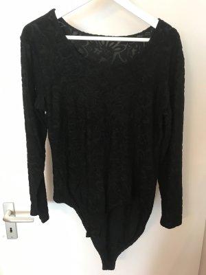 Madeleine Camicetta body grigio scuro