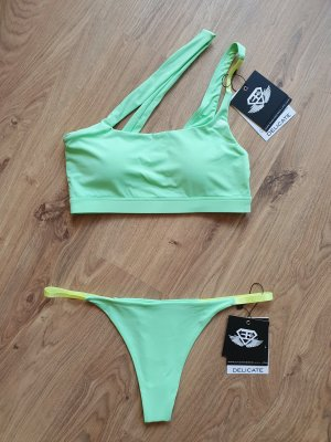Body Engineers Bikini primrose-pale green