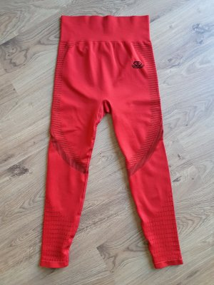 Body Engineers Leggings brick red