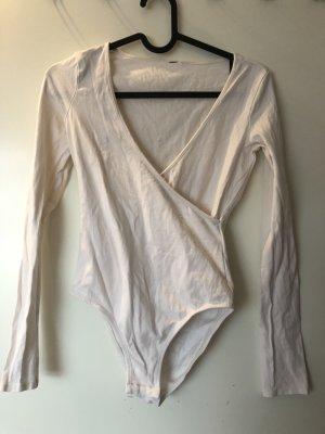 H&M Bodyblouse room-licht beige