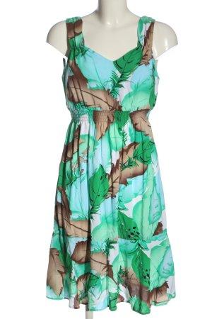 BODY FLIRT A-lijn jurk volledige print casual uitstraling