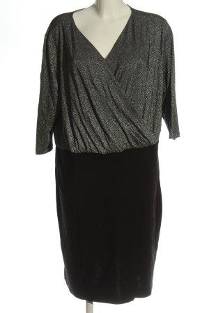 BODY FLIRT Abendkleid silberfarben-braun Elegant