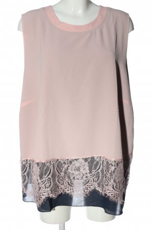 BODY FLIRT Mouwloze blouse roze casual uitstraling