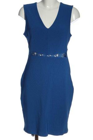 BODY FLIRT Abito longuette blu stile casual