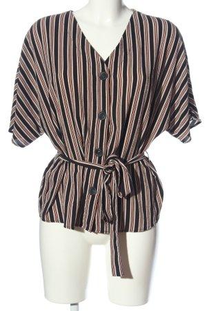 BODY FLIRT Marynarka koszulowa Wzór w paski W stylu casual