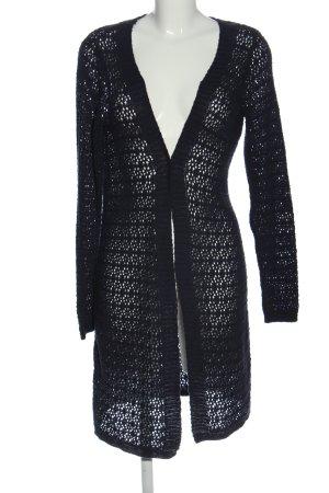 BODY FLIRT Cardigan blue weave pattern casual look