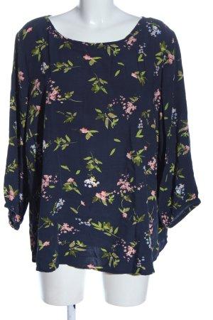 BODY FLIRT Hemd-Bluse Allover-Druck Casual-Look