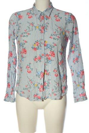 BODY FLIRT Koszulowa bluzka Na całej powierzchni W stylu casual