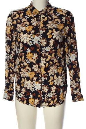 BODY FLIRT Koszulowa bluzka Na całej powierzchni W stylu biznesowym