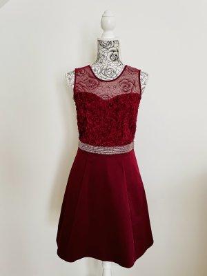 BODY FLIRT Evening Dress bordeaux